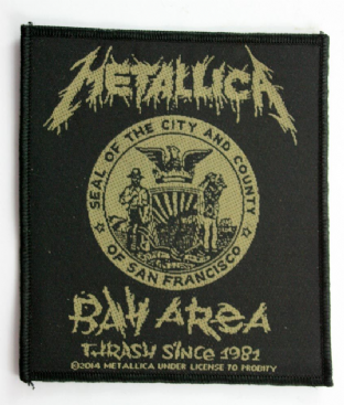 Metallica Patch 4